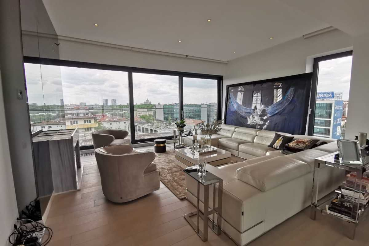 One Herastrau Park | Luxury 2 bedrooms apartment on first use, parking included
