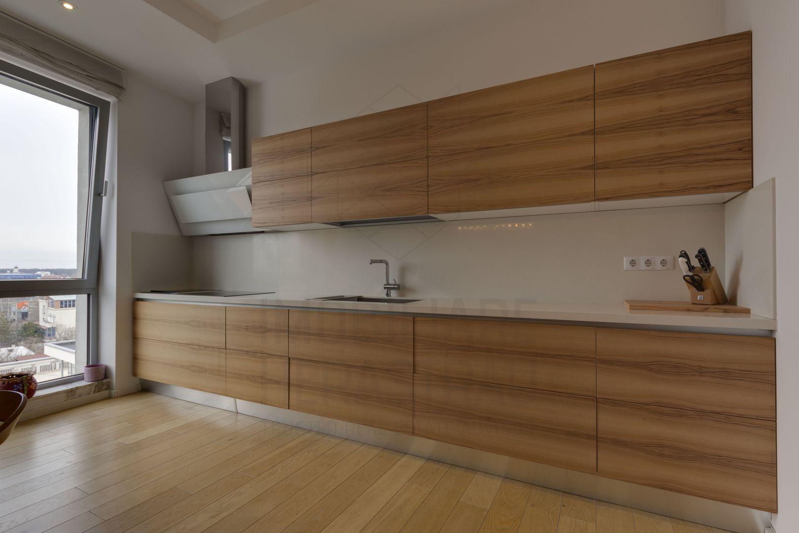 Nasara Residence   4 room Penthouse apartment for sale, Baneasa area