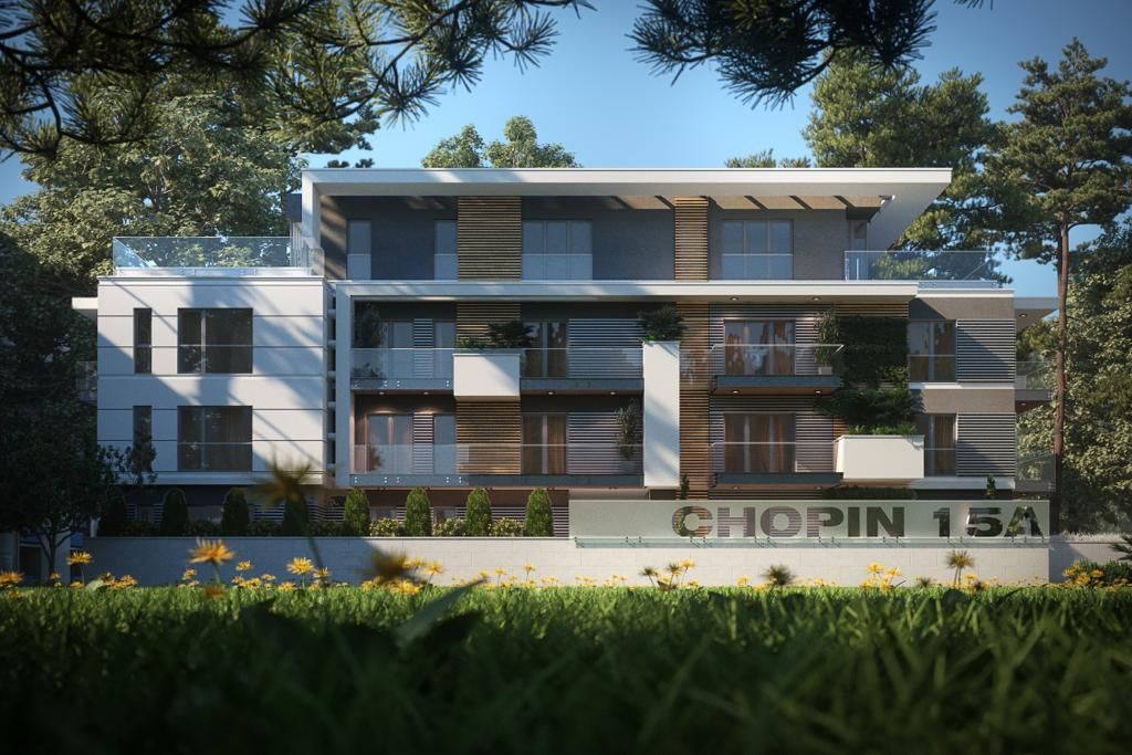 Chopin 15A | Luxury Penthouse | Boutique Apartments RO