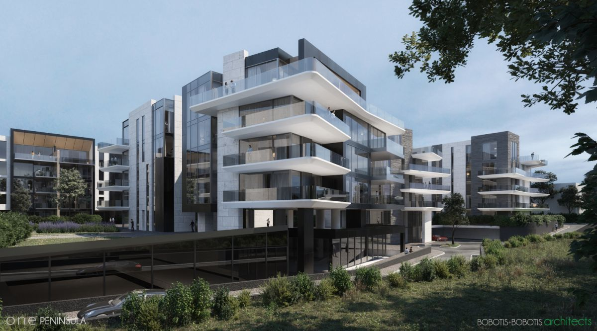3 Bedrooms Apartment For Sale | ONE PENINSULA