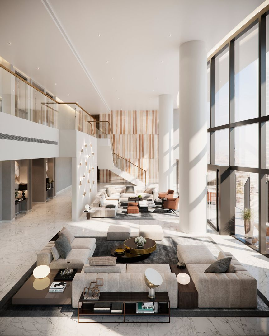 Luxury Penthouse in one of the most exclusive residential projects