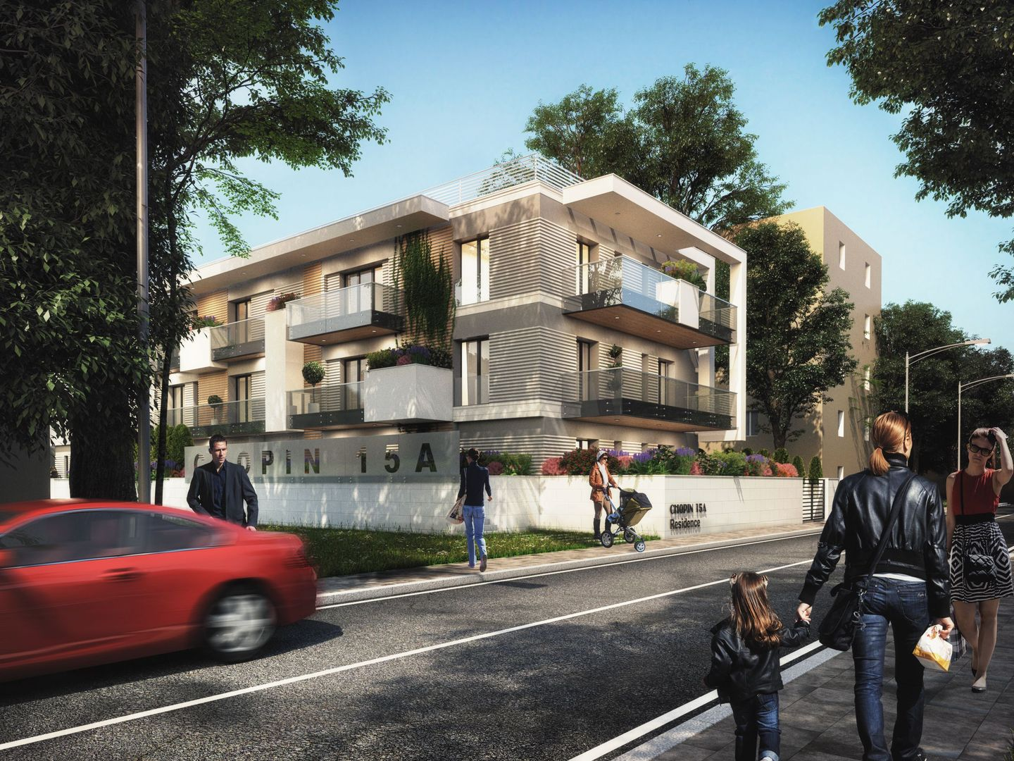 Chopin 15A | Luxury Boutique Apartments